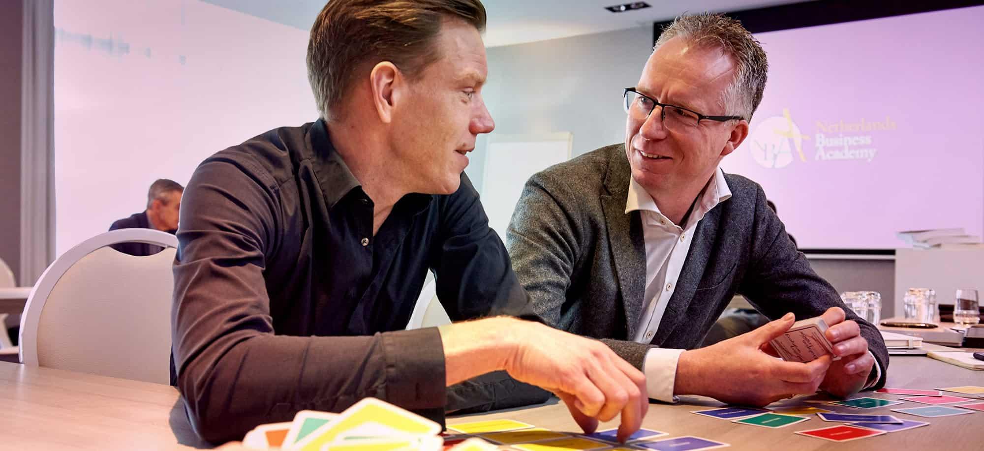 Executive MBA opleiding Leading 21st Century Learning